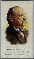 2006 Topps Allen & Ginter Mini SP #329 Grover Cleveland w/A&G Back NM/MT Look !