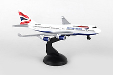 British Airways 747 Jumbo Jet Toy Plane