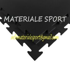 Materassine Tatami in EVA misura 100x100cm spessore1cm incastro cornici comprese