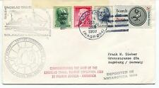 1969 Lindblad Travel Chile First Expedition MS Aquiles Polar Antarctic Cover