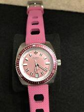 Zodiac Sea Dragon Unisex Pink Watch