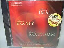 CHAMBER MUSIC, Sharon  Bezaly-flute, R Brautigam-piano, N Imai- viola, BIS NEW