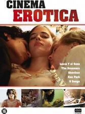 Cinema Erotica New Pal Arthouse 5-Dvd Boxset Julio Medem Paz Vega