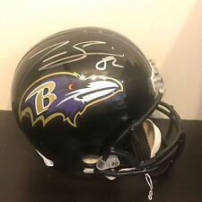 Torrey Smith Signed Full Size Authentic Baltimore Ravens Helmet PSA DNA COA