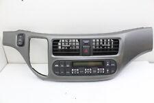 05-07 Honda Odyssey Climate Control Panel Temperature Unit A/C Heater