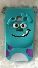 UK-SILICONE CASE MONSTER for SAMSUNG GALAXY J1