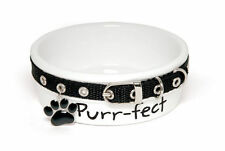 Mud Pie Pets, Purr-fect cat dish with charm