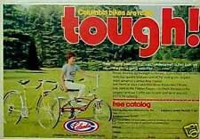 1973 Columbia Racer~Hi~Riser~Touring Bicycles~Bike AD