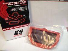 """KS Performance RACE Filtro Aria Della Moto,Suzuki GSXR1000 """"12,7 - 20,3 cm"""