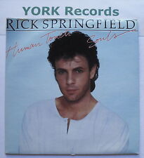 "RICK SPRINGFIELD - Human Touch - Excellent Condition 7"" Single RCA RICK 1"