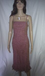 COAST Evening / Cocktail Party Dress. Long And Slinky. Fully Lined.  SIZE 8
