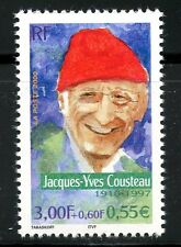 STAMP / TIMBRE FRANCE NEUF N° 3346 ** JACQUES YVES COUSTEAU