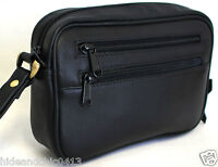 Genuine leather  Clutch Bag. Black.Sty:51012.
