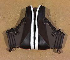 DVS Bishop Boots Men's Size 9 US Brown Leather Cordura BMX DC Skate Chukkas