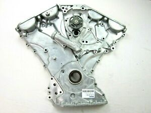 OEM ! TIMING COVER WITH WATER PUMP FOR 10-16 GENESIS 16-17 K900 # 21351-3C752