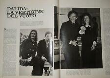 Dalida - Due pagine - anno 1967 - e859