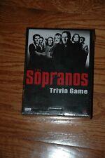 The Sopranos Trivia Game **NEW**