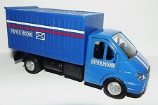 Russian post van GAZelle. Metal and plastic toy. 1/48 scale.