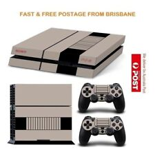 NES  PS4 Playstation 4 Decal Skin Sticker Brand New