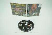 Playstation 1 *WCW Mayhem* PS1 OVP Anleitung NTSC-U/C