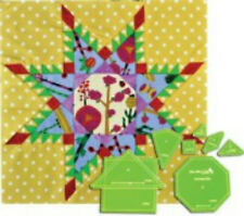 For quilters - Feathered Star template set