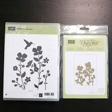 NEW Stampin' Up! Wildflower Meadow