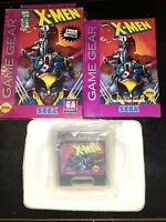 X-Men (Sega Game Gear, 1994) *BUY 2 GET 1 FREE +FREE SHIPPING*