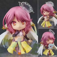 "Nendoroid  Anime No Game No Life Jibril 4"" PVC Action Figure Model Toy In Box"