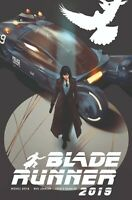 BLADE RUNNER 2019 2 JETPACK COMICS/FORBIDDEN PLANET BEN OLIVER VARIANT Titan