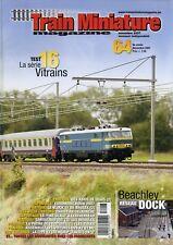Train Miniature Magazine - N° 64
