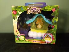 GLIMMIES GLIMTERN FAIRY Exclusive Playset! Glows Lights Up