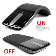 Elegant Arc Touch Mouse 2.4GHz Wireless Mouse Surface Edition with mini USB
