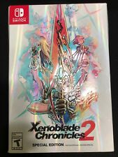 Xenoblade Chronicles 2: Special Edition (Nintendo Switch, 2017) New