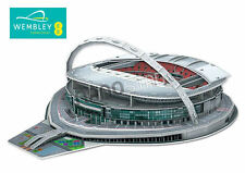Wembley Stadium 3D Model Puzzle London England Jigsaw Christmas Gift Boxed