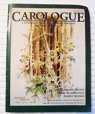 Carologue Publication of the South Carolina Historical Society Summer 1997