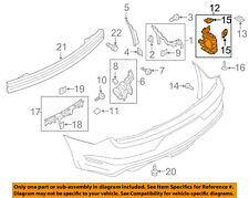 FORD OEM 15-18 Mustang Rear Bumper-End Support FR3Z17E855A