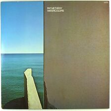 """12"""" LP - Pat Metheny - Watercolors - A3542 - washed & cleaned"""