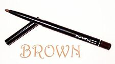 BROWN Eyeliner Pencil Retractable Waterproof Twister Extension Liner Eye Makeup