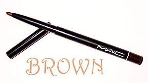 BROWN Eyeliner Pencil Retractable Waterproof Twister Extension Liner Eye Makeup