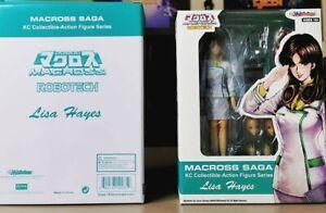 ROBOTECH MACROSS Saga KITZ CONCEPT 1:12 action figure Misa Hayase Lisa