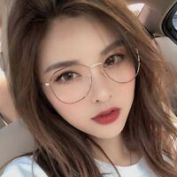 Metal Anti Blue Light Blocking Glasses Frame Men Women Computer Eyeglasses Frame