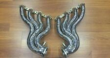 STAINLESS STEEL EXHAUST HEADER EXTRATOR for HOLDEN COMMODORE VE V8 LS2 LS3