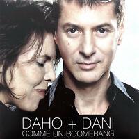 Daho + Dani CD Single Comme Un Boomerang - France (VG/VG+)