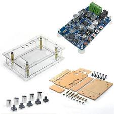 TDA7492P 2 x 50W Bluetooth 4.0 Audio Receiver Amplifier Module Board With Case