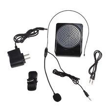 New Portable 3 in 1 Mini Multi Voice Amplifier Microphone Megaphone Loudspeaker