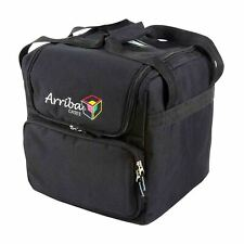 Arriba AC-125 DJ Band Padded Lighting Gear Travel Bag Case 13x13x14""
