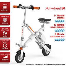 AIRWHEEL E6 Elektrofahrrad E-Fahrrad Mini E-Bike Klapprad Damen Herren Weiß
