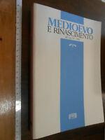 LIBRO:ANNUARIO DIP STUDI FIRENZE Medioevo e Rinascimento - IX/n.s. VI (1995)