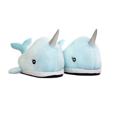 NARWHAL LED Light Up Slippers (Childs)