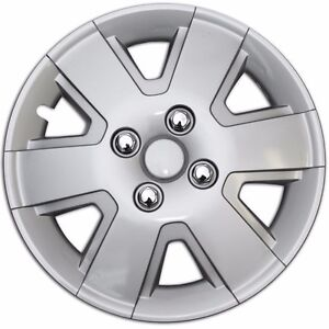"""NEW 2006-2011 Ford FOCUS 15"""" 6-Spoke Silver Wheelcover Hubcap Replacement"""